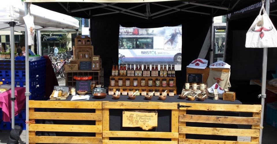 GingerBeard's Market Stall