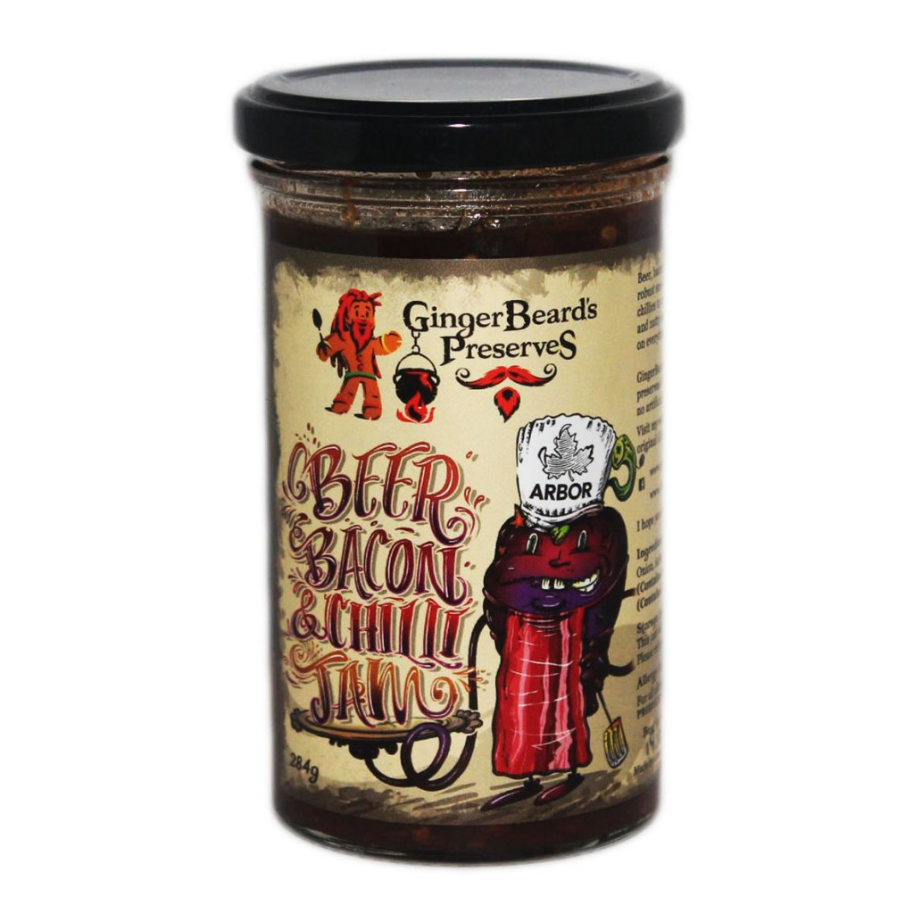 Beer Bacon & Chilli Jam