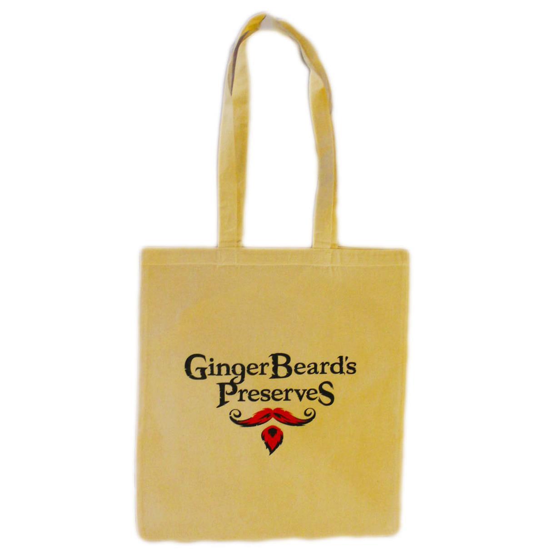 GingerBeard's Preserves Tote Bag