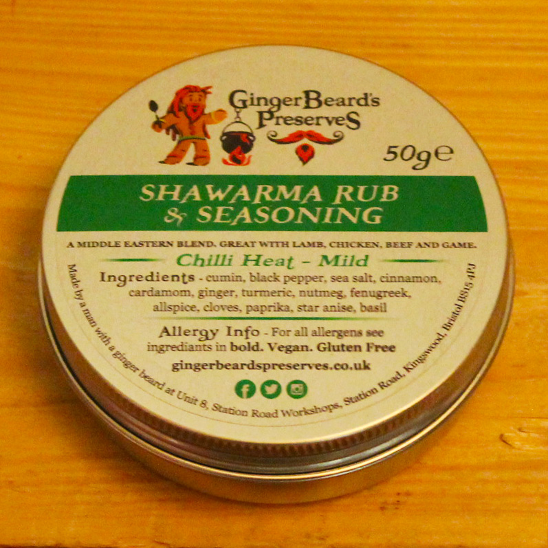 Shawarama Rub & Seasoning