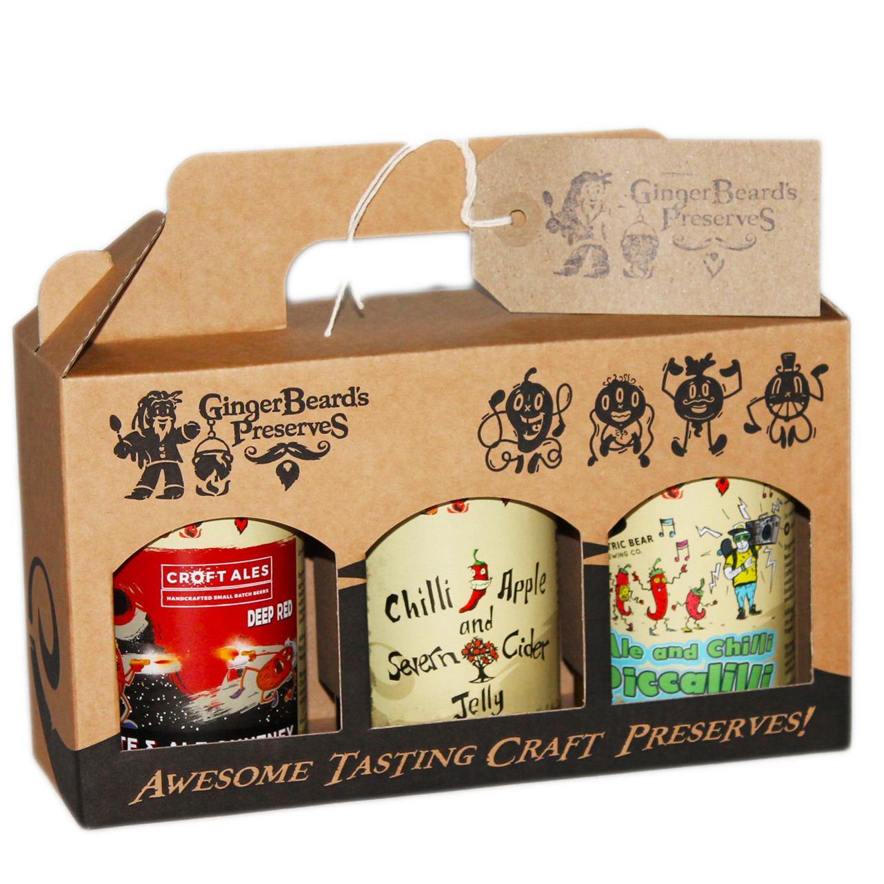 Cheese Lovers Gift Box