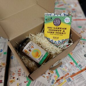 Curry Club Subscription Box