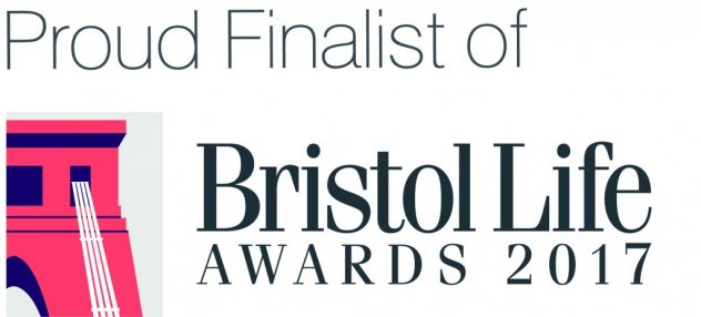 Bristol Life Awards 2014 Proud Finalist