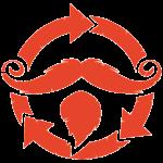 GBPreserves_recyclelogo_logo orange transparent
